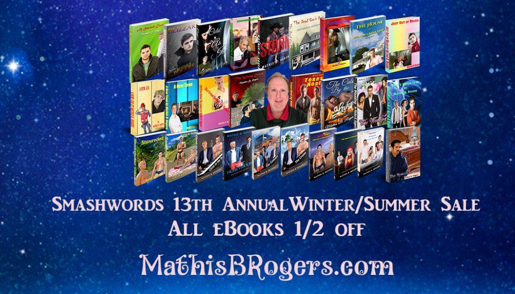 Smashwords Winter/Summer Sale